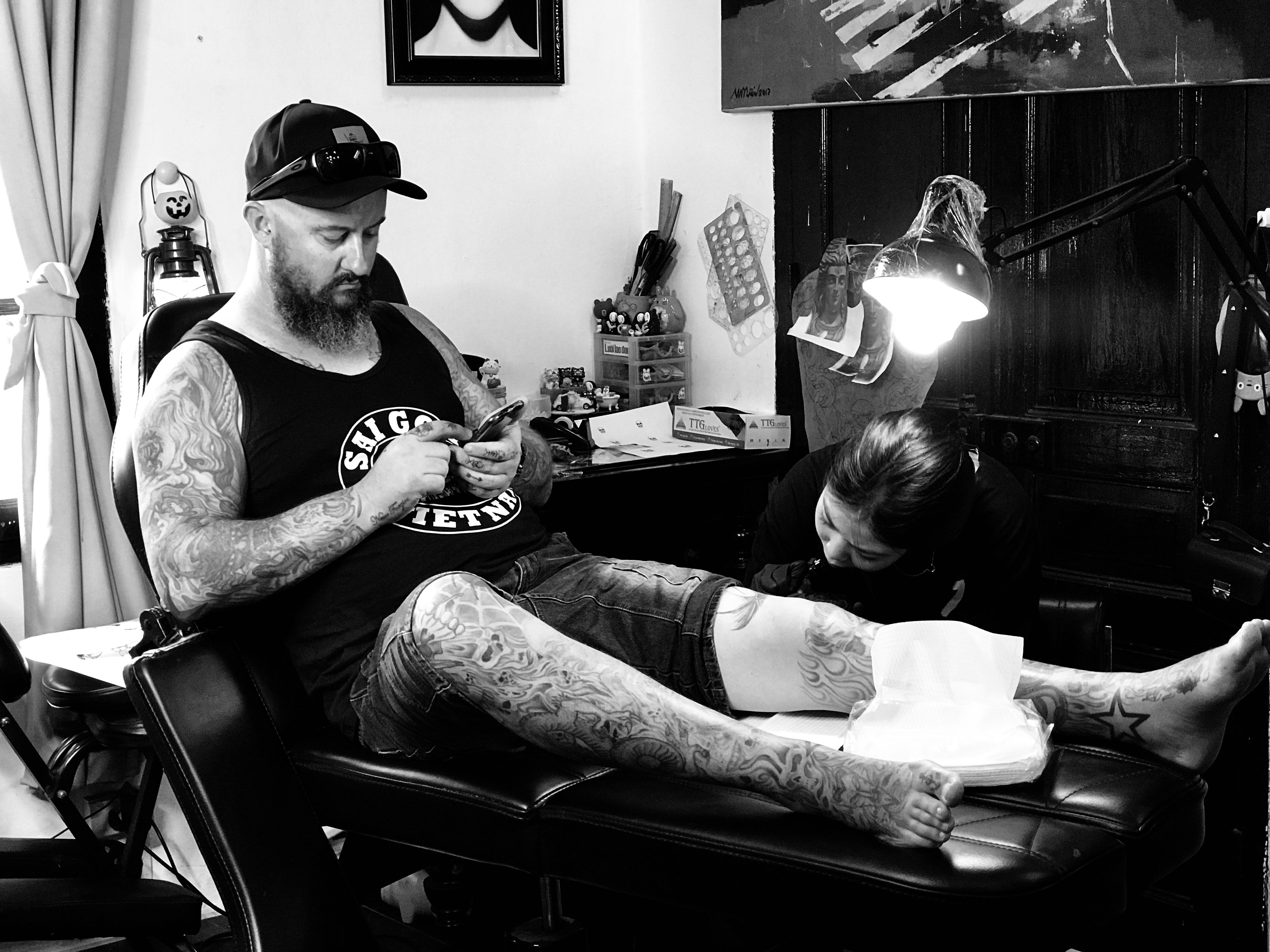 How to Find The Best Tattoo Shop in Hanoi.